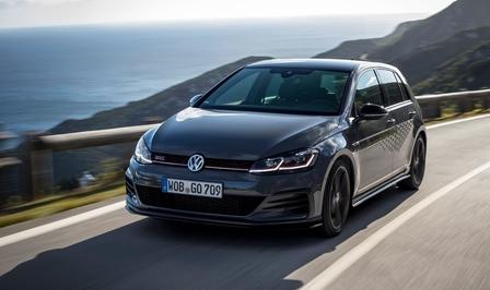 Rijtest Volkswagen Golf GTI TCR