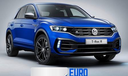 Volkswagen T-Roc R prijs