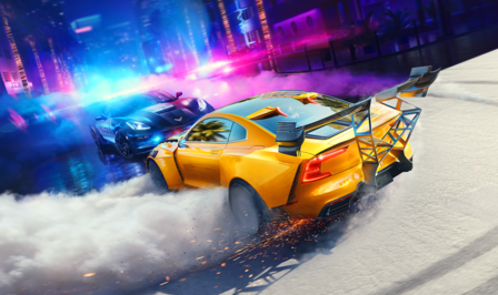 Need For Speed Heat full car list