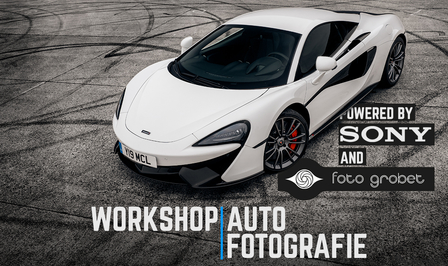 Workshop Fotografie auto