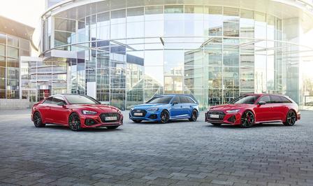 Audi RS Quattro RWD