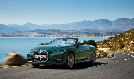 BMW 4 Reeks Cabrio 2020