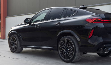 BMW X6 M Competition 2020 Rijtest