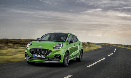 Ford Puma ST test 2020