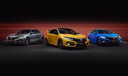 Honda Civic Type R Limited Edition Sport Line 2020