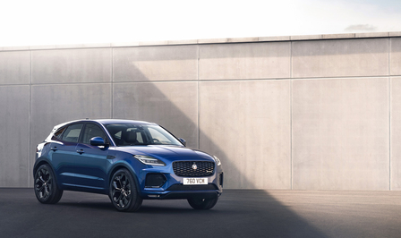 Jaguar E-Pace facelift 2020