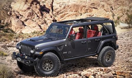 Jeep Wrangler Rubicon 392 Concept 2020