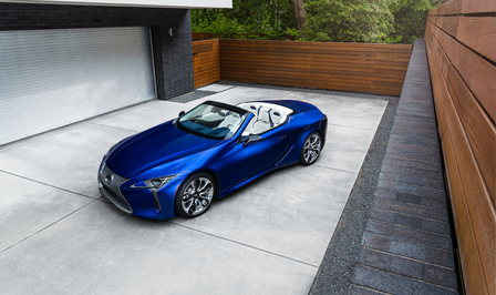 Lexus LC Convertible Regatta Edition 2020