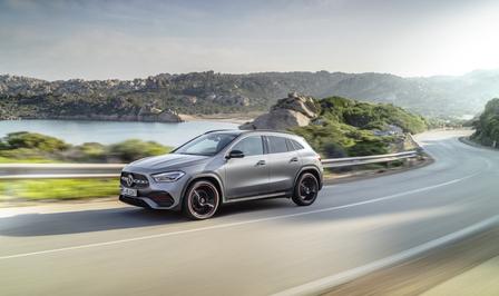 Mercedes GLA 200 rijtest Autofans 2020