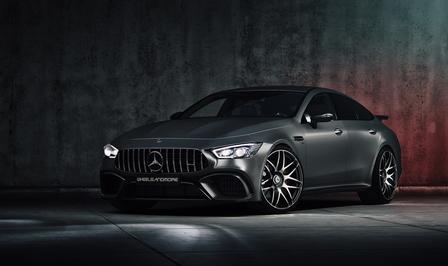 Wheels and more Cummander tuning Mercedes-amg