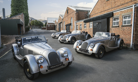 Morgan Plus 4 70th Anniversary Edition 2020
