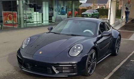 Porsche 911 Belgian Legend Edition for sale