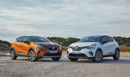 Renault Captur LPG Clio 2020
