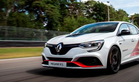 Renault Mégane R.S. Trohy-R Review Rijtest 2020