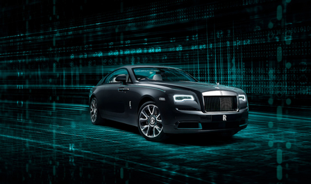 Rolls-Royce Wraith Kryptos Collection 2020