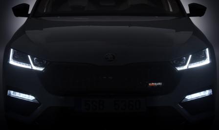 Skoda Octavia RS iV Genève 2020