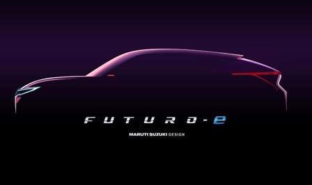 suzuki maruti futuro-e concept 2020 newdelhi