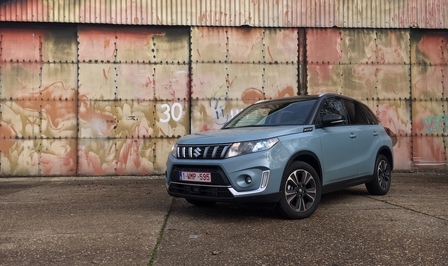 Suzuki Vitara 1.4 test Autofans