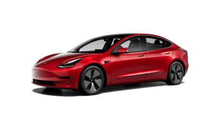 Tesla Model 3 update 2020