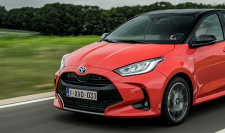 Toyota Yaris HSD 2020 review rijtest video