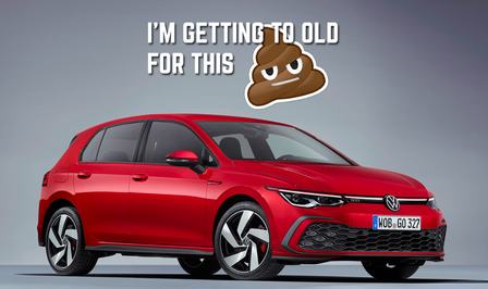Volkswagen Golf GTI 2020 Styling