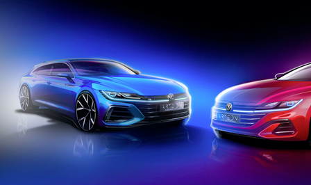 Volkswagen Arteon Shooting Brake 2020