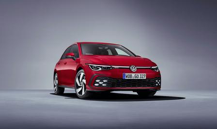 Volkswagen Golf 8 GTI Genève 2020
