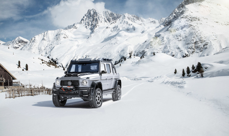 Brabus 800 Adventure XLP Genève 2020