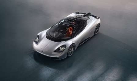 Gordon Murray Automotive T.50 2020