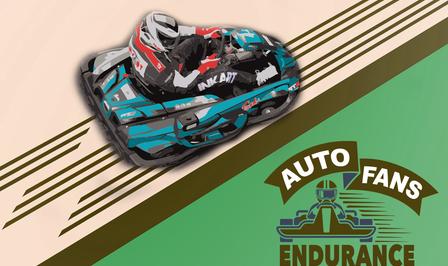 Autofans Endurance Karting 2020 info inschrijven