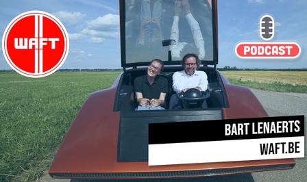 Auto podcast Autofans WAFT Bart Lenaerts