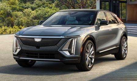 Cadillac Lyriq 2022