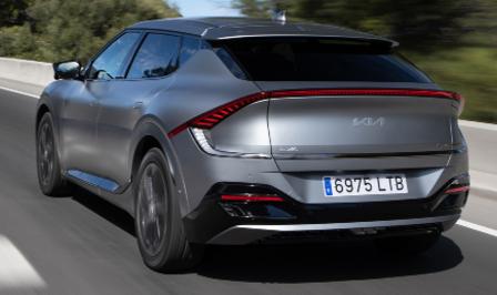 Kia EV6 Review test autofans 2021
