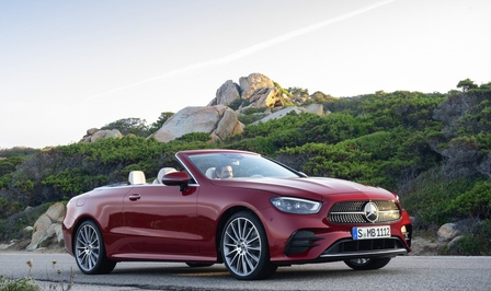 Mercedes CLE SLE SLK rumour