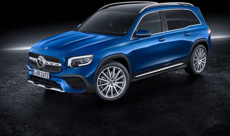 Mercedes GLB recall