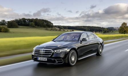 Mercedes S 580 e 2021