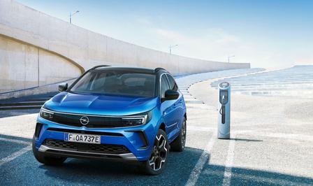 Opel Grandland Prijs 2021
