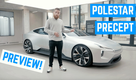 Polestar Precept video Autofans
