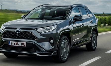 Toyota RAV4 PHEV Plug-in REVIEW