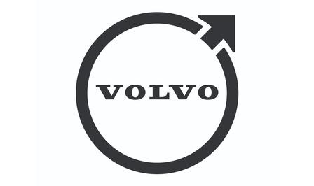 Volvo nieuw logo 2021