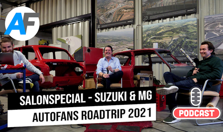 Autosalon podcast Autofans 2021