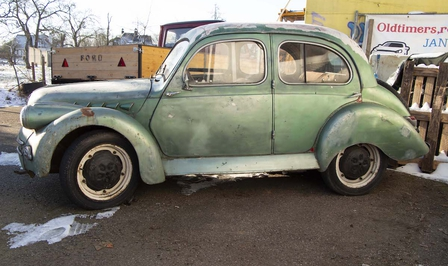 Oldtimers veiling Maaseik Classic Wheels Auctions