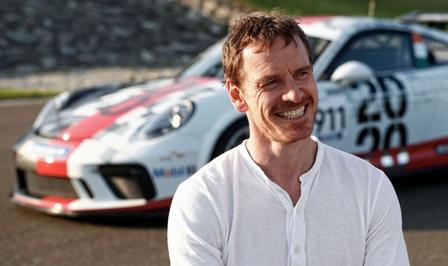Porsche Michael Fassbender Le Mans Youtube