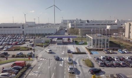 Volvo Gigafactory à Gand