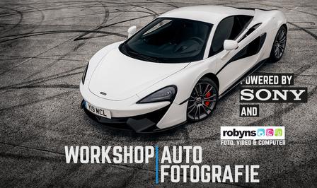 Workshop Autofotografie