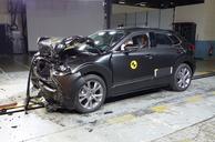 Mazda CX-30 Euro NCAP