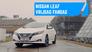 Nissan Leaf eigenaar Vrijdag Fandag