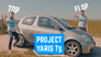 Toyota Yaris T Sport video Project TS