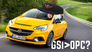 Opel Corsa GSi video review rijtest