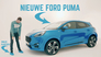 Ford Puma 2019 info